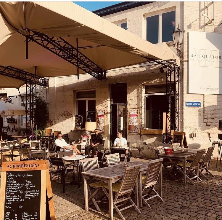 Lekker eten en drinken in Bazel