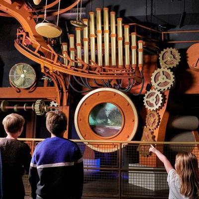 Chocolademuseum Antwerpen