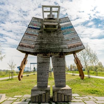 Kunst in de polders